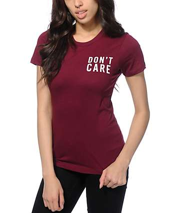 Empyre Dont Care T-Shirt
