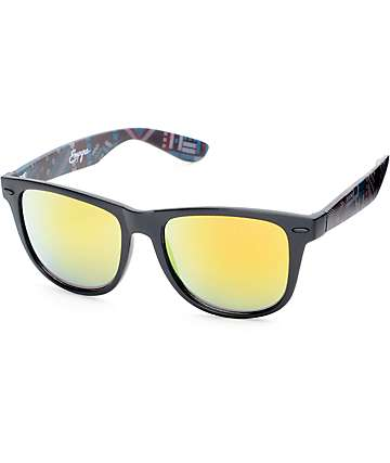 Empyre Dotted Tribal Classic Sunglasses