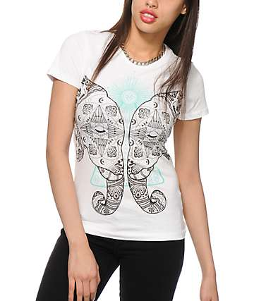 Empyre Double Elephant Head T-Shirt
