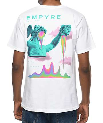 Empyre Dynasty White T-Shirt