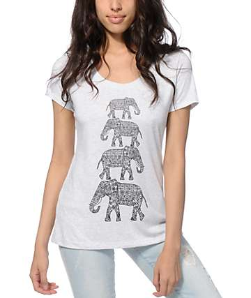 Empyre Elephant Stack T-Shirt