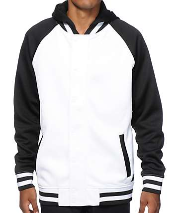Empyre Fad Varsity Tech Fleece Jacket
