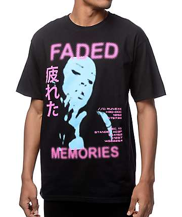 Empyre Faded Memories Black T-Shirt