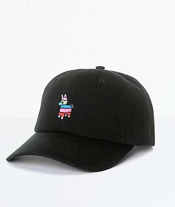 Empyre Fiesta gorra béisbol en negro