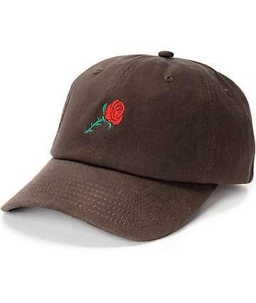 Empyre Fleur Brown Baseball Hat