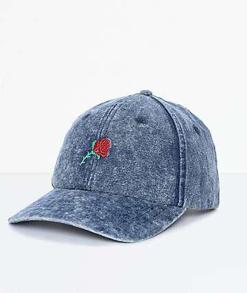 Empyre Fleur gorra de mezclilla