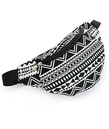 Empyre Fly Tribal Canvas Fanny Pack