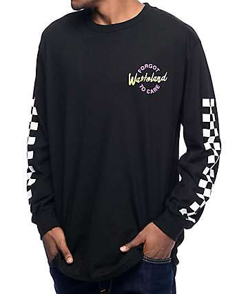 Empyre Forgotten Wasteland Black Long Sleeve T-Shirt
