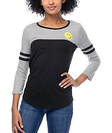 Empyre Fredrik Smiley Face T-Shirt