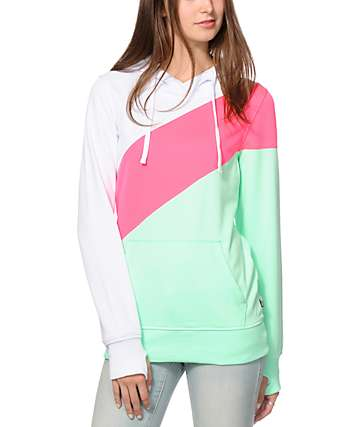 Empyre Frostier Colorblock Tech Fleece Hoodie