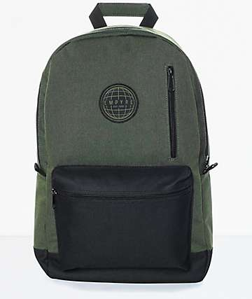 Empyre Gareth Heather Olive Backpack