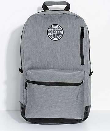 Empyre Gareth mochila gris