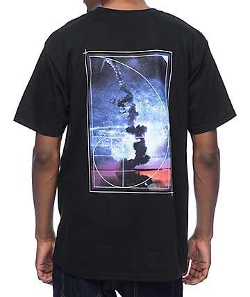Empyre Golden Ratio camiseta negra