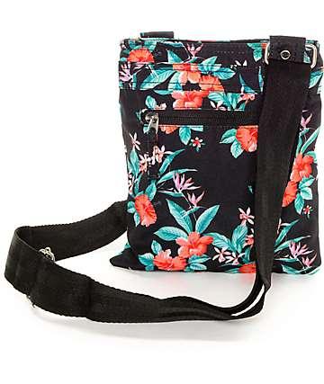 Empyre Gosslin Floral Black Bag