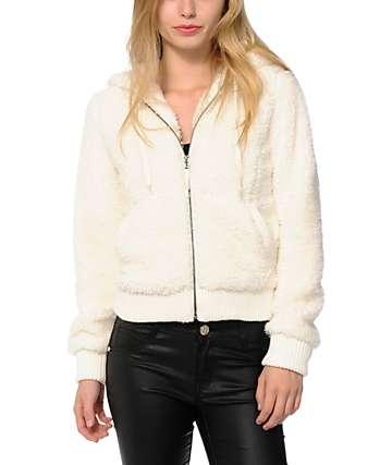 Empyre Greenwich Fuzzy Jacket