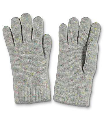 Empyre Grey Confetti Gloves