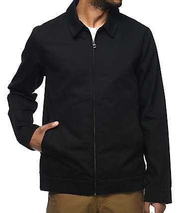 Empyre Grounds Garage Black Jacket