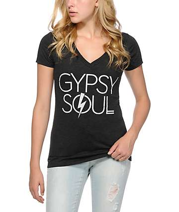 Empyre Gypsy Soul V-Neck T-Shirt