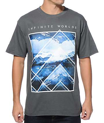 Empyre Infinite Worlds T-Shirt
