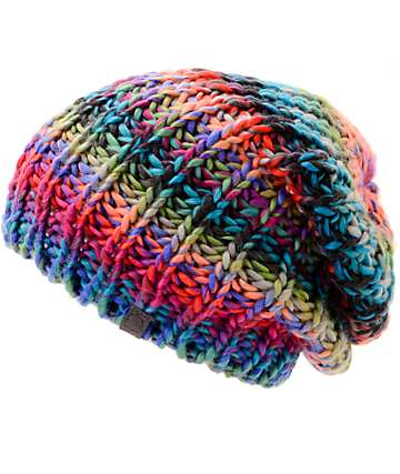 Empyre Intermix Multi Colored Beanie