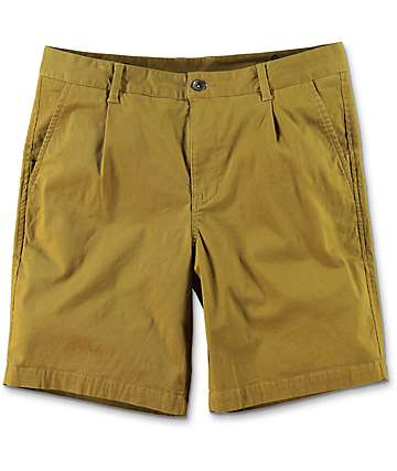Empyre JD shorts chinos en color latón