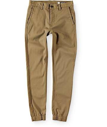 Empyre Jag pantalones jogger de tela asargada (niño)