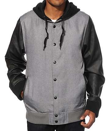 Empyre Kai Varsity Jacket