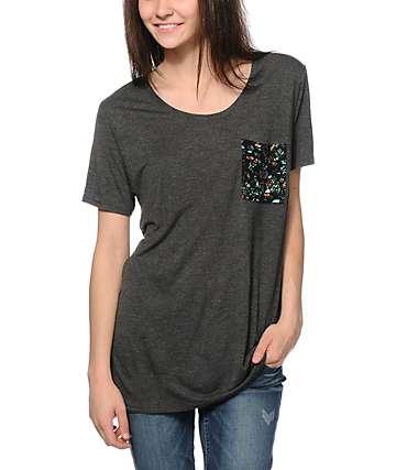 Empyre Kessler Geo Tribal Pocket T-Shirt