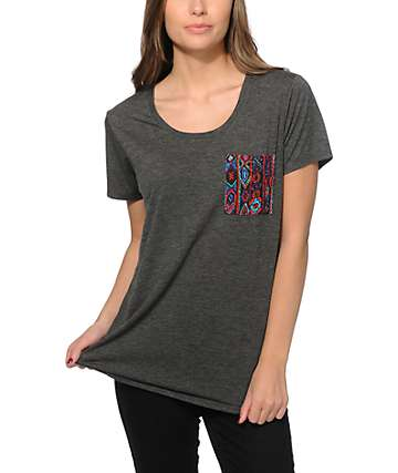 Empyre Kessler Mosaic Tribal Pocket T-Shirt