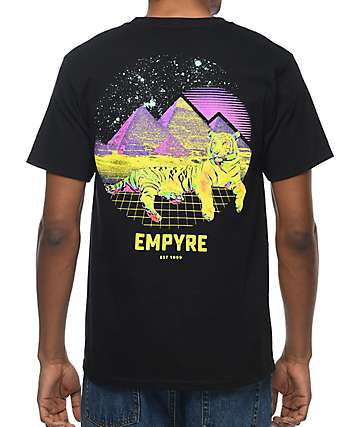 Empyre Kingdom Black T-Shirt
