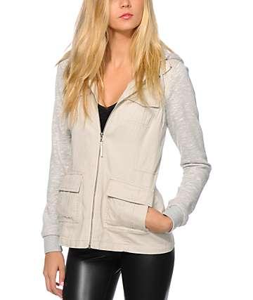 Empyre Lamont Khaki Jacket