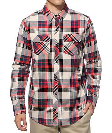 Empyre Larch Flannel Shirt
