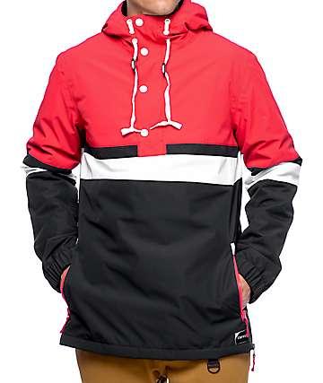 Empyre Last Hoot 10K Black Anorak Jacket