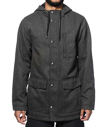 Empyre Layered Wool Parka