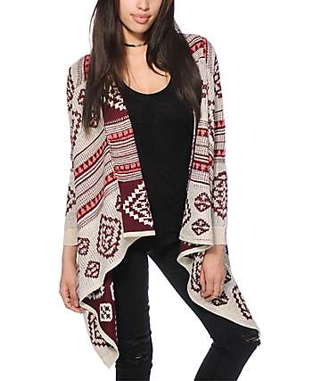 Empyre Lily Tribal Cardigan