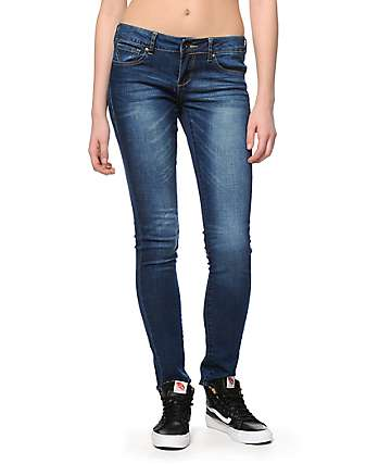 Empyre Logan Nouveau Dark Cortez Wash Jeggings