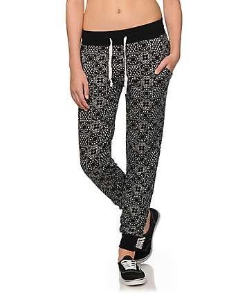 Empyre Lorimer pantalones joggers azulejos