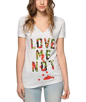 Empyre Love Me Not V-Neck T-Shirt
