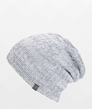 Empyre Lucid Grey Marled Beanie