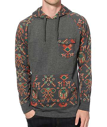 Empyre Magic Carpet Hooded Shirt