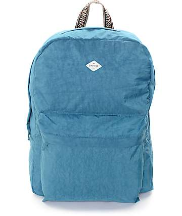 Empyre Moroccan Heather Blue Backpack