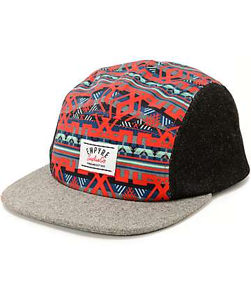 Empyre Neato Tribal 5 Panel Hat