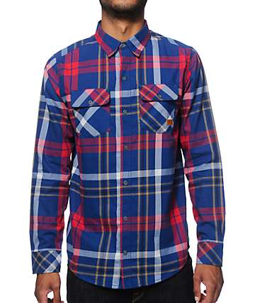 Empyre Noob Long Sleeve Button Up Shirt