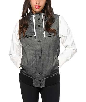 Empyre Nose Dive Varsity Snowboard Jacket