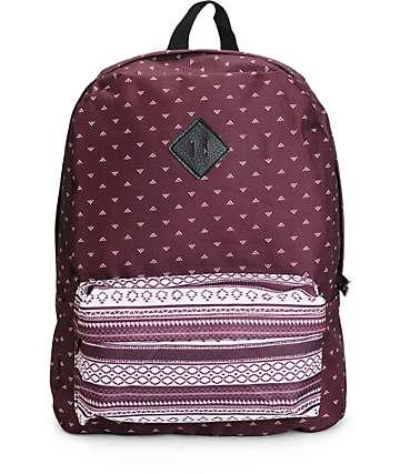Empyre Olga Blackberry Tribal Backpack