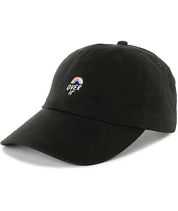 Empyre Over It Rainbow Black Baseball Hat