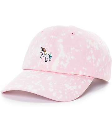 Empyre Paint Splatter Unicorn Baseball Hat