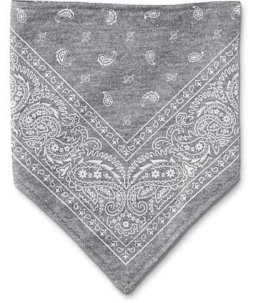 Empyre Paisley Grey Facemask