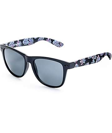 Empyre Palms Only Classic Black Sunglasses