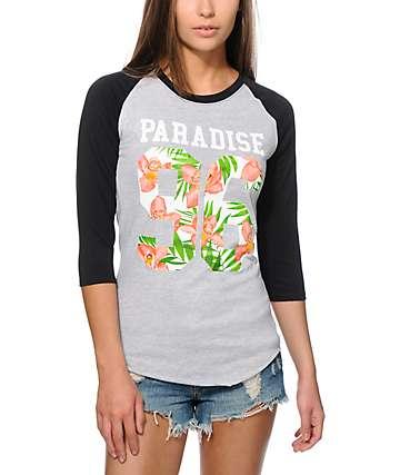 Empyre Paradise 96 Baseball Tee